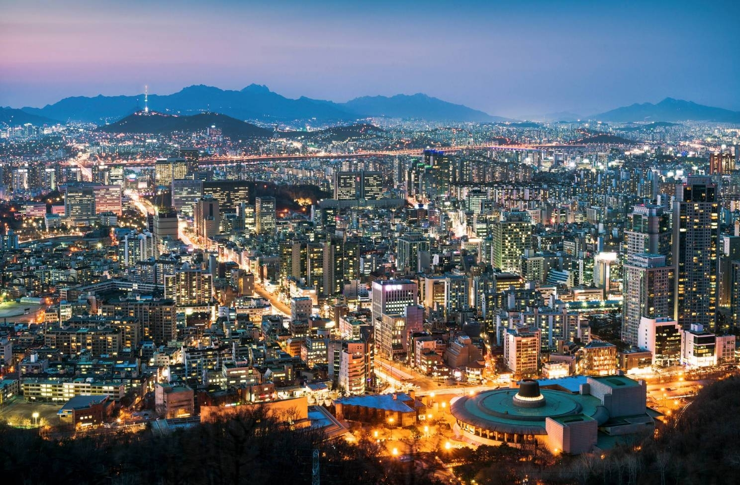 seoulnightview